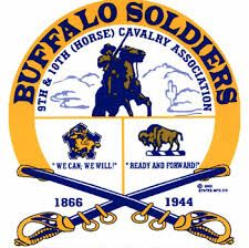 Buffalo Soldier Alexander/Madison Chapter of KCMO Area - National 9th & 10th (Horse) Calvary Association Logo
